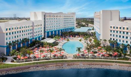 Universal's Endless Summer Resort - Surfside Inn & Suites