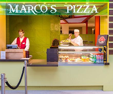 Marco's Pizza Parlour
