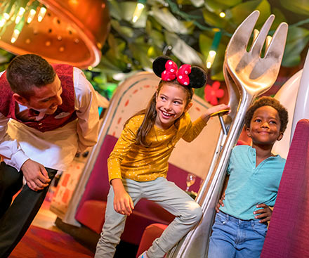 Disneyland® Paris Meal Plans