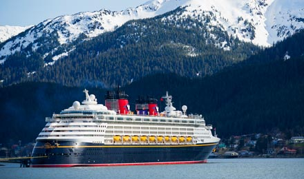 7 Night Alaskan Disney Cruise