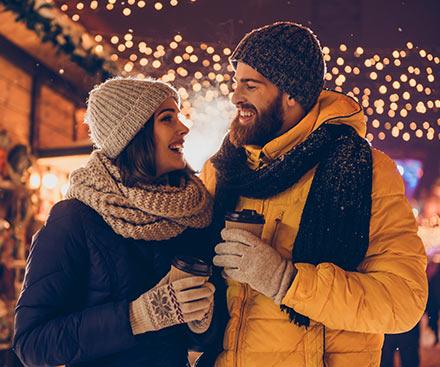 Edinburgh Christmas Markets - 4th December 2021
