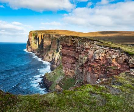 Walking Scotland's Orkney Islands