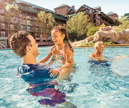 Disney Resort Hotel Benefits