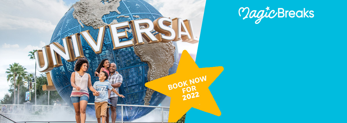 MagicBreaks Universal Orlando Resort special offer carousel banner