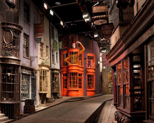 Warner Bros. Studio Tour - The Making of Harry Potter