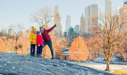 New York Christmas Break