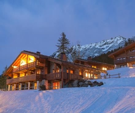 The Valmorel Chalet-Apartments, France
