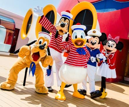 3 Night Bahamian Disney Cruise