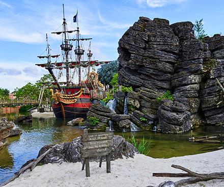 Pirates' Beach