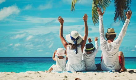 Luxury All-Inclusive Ikos Holiday