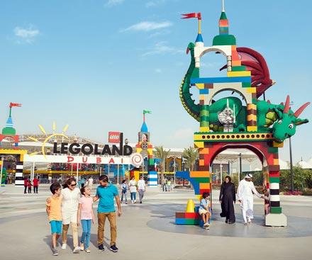 LEGOLAND® Dubai & LEGOLAND® Water Park