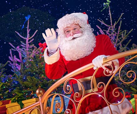 Disneyland® Paris Seasonal Events