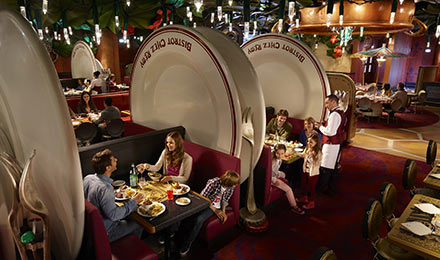 Disneyland® Paris Dining