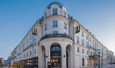 3* Hotel l'Elysee Val d'Europe