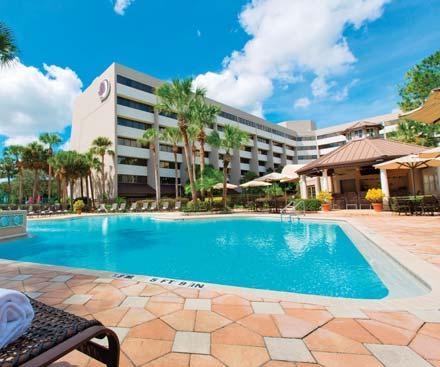 DoubleTree Suites by Hilton Orlando