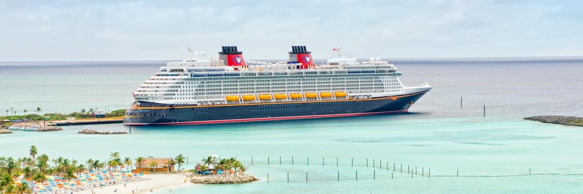 MagicBreaks Disney Cruises carousel banner