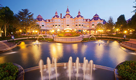 Disneyland® Paris Hotels