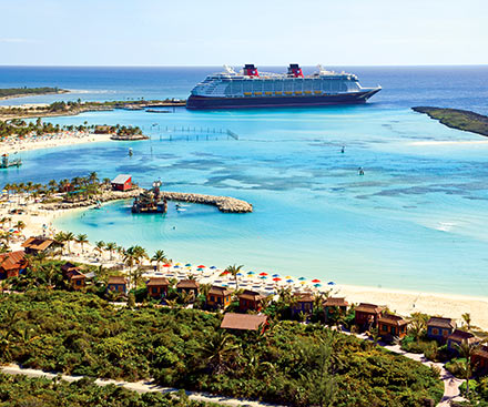 7 Night Eastern Caribbean Disney Cruise