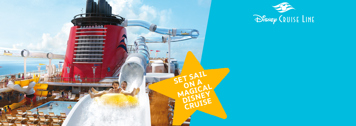 MagicBreaks Disney Cruise Line Holidays  special offer carousel banner