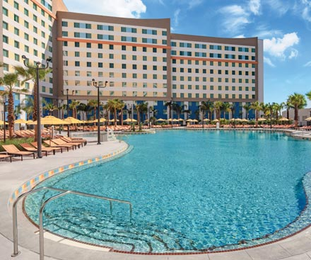 Universal's Endless Summer Resort - Dockside Inn & Suites