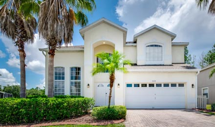 Orlando Area Executive Plus Homes